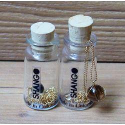 packaging bijoux - petite bouteille en verre