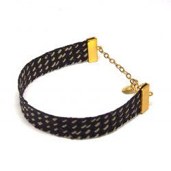 Bracelet ethnique tissé