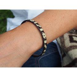 """Bracelet ethnique """"Caña Flecha"""" 5 mm"""